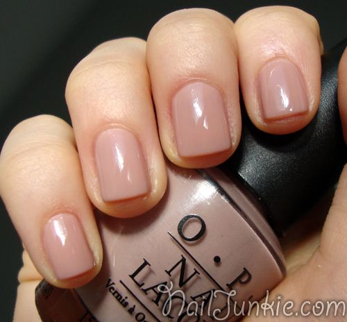 OPI Tickle My Francey.  My fav color at the moment!