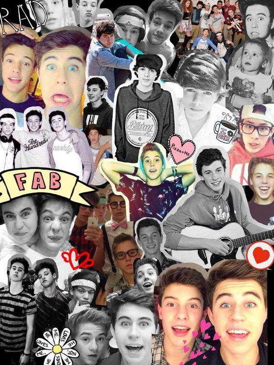 Magcon collage tumblr
