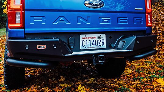 Arb Usa Summit Rear Bumper In 2020 Ford Ranger Bumper Protection Bumpers