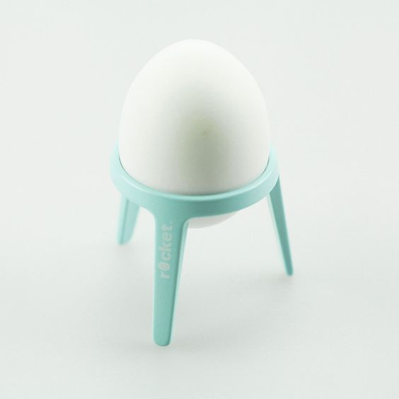 Duck Egg Blue Egg Cup: