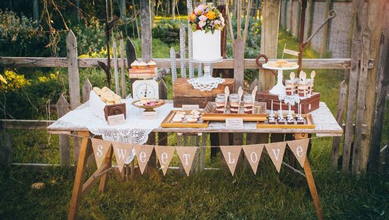Sweet table vintage wedding httpourweddingdateblog sweet table vintage wedding httpourweddingdateblogpretty willow vintage weddings image credit pretty willow prop hire pinterest junglespirit Images