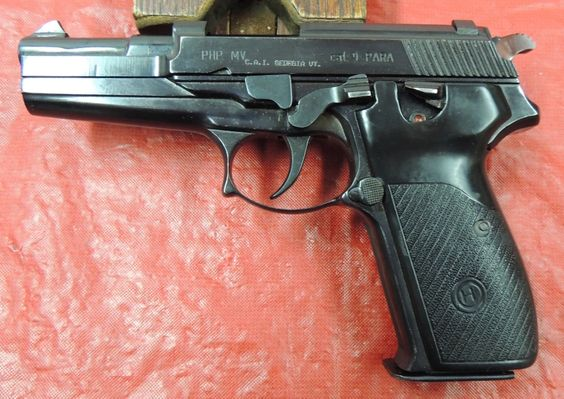 croatian PHP MV 9mm Semi-automatic pistol