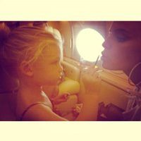 Jessica Simpson's Daughter, Maxwell, Applies Mommy's Makeup in Precious New Instagram Pic