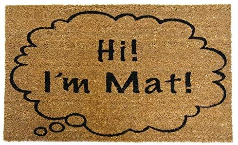 Pin On Hillarious Door Mats