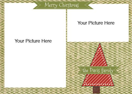 Little Red Christmas Tree - michelle elizondo designs