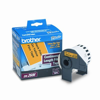 Brother DK2606 Continuous Film Label Tape