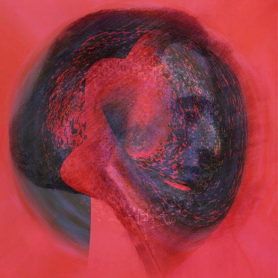 Chopin - MUZYKA, grafika komputerowa 40 x40 2017