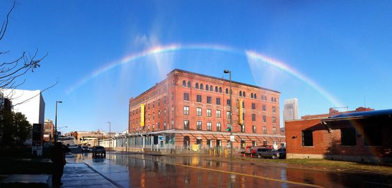 Michael Jones McKean's The Rainbow, Bemis Center for Contemporary Arts 2012