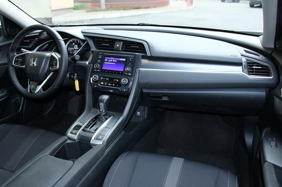 Test Honda Civic 2017 Sedan Katajtes V Udovolstvie Avtocentr Ua Katana