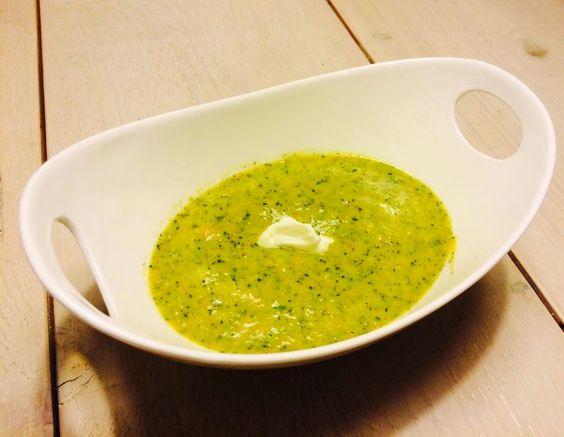 Meine Sattmacher: Sattmacher Brokkoli-Süppchen