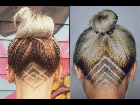40 Women S Undercut Hairstyles To Make A Real Statement The Right Hairstyles For You Undercut Hairstyles Undercut Long Hair Undercut Hairstyles Women