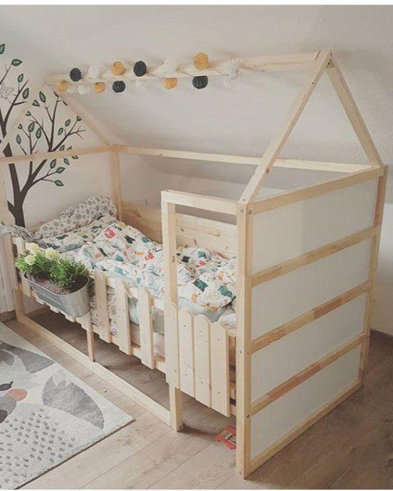 Ikea Kura Hausbett Mit Gartenzaun Www Limmaland Com Hausbett Kura Bett Haus Ikea Kura