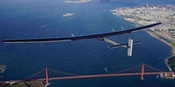 #Solar Impulse 2 leaves Ohio on fuel-free flight