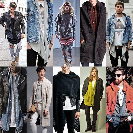 longline fashion