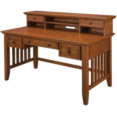 Pan-American Executive Desk and Hutch  found at @JCPenney