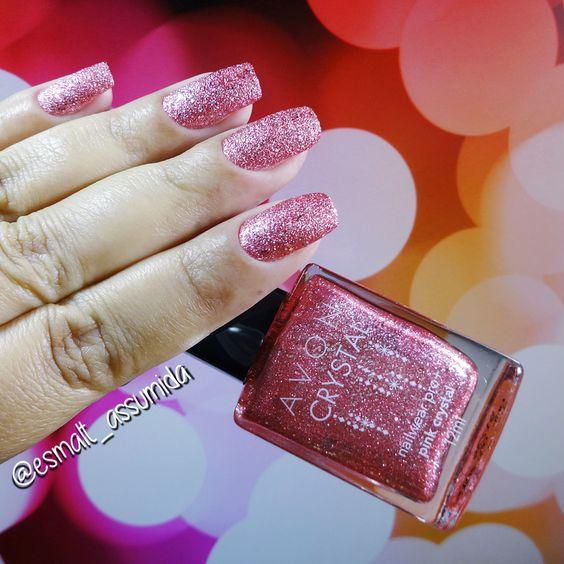 Pink Crystal - Avon