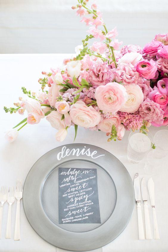 Blind Tasting: Valentine's Day Dinner | theglitterguide.com: