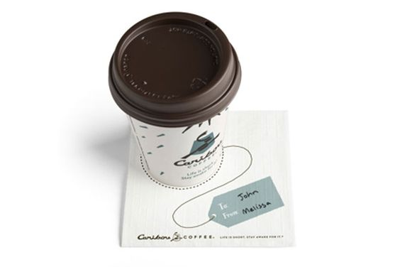 New Caribou Coffee Campaign - The Dieline -