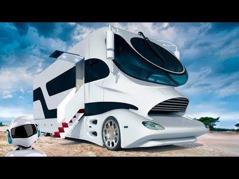 Wow Keren 6 Mobil Paling Mewah Seperti Hotel Mengagumkan Youtube Luxury Motorhomes Motorcycle Camping Gear Luxury Rv