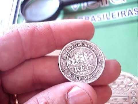 Moeda Rara Dos 50 Anos Do Banco Central Youtube Moedas Raras