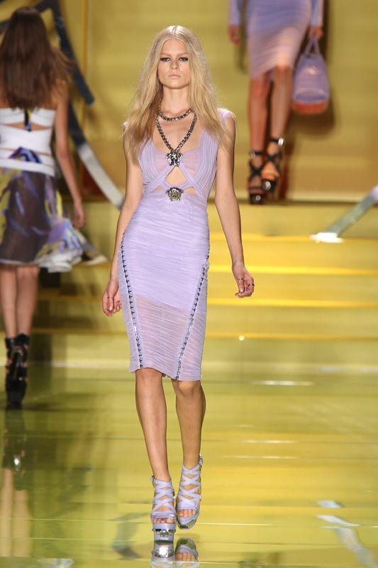 Versace | Milão | Verão 2014 - Vogue | Verao 2014