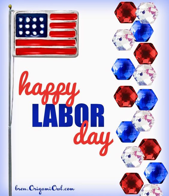Happy Labor Day from Origami Owl Let us realize that the privilege to work is a…