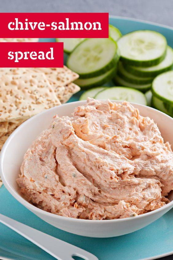 Salmon appetizer, Salmon spread and Salmon on Pinterest