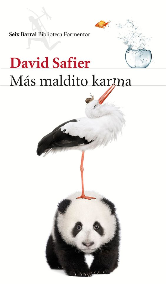 Vuelve el fenómeno que ha hecho reír a millones de lectores. Más risas, más vidas, más emoción? Más Safier con #MasMalditokarma.