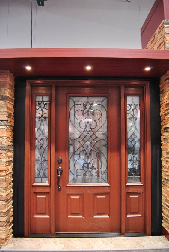 entry doors with sidelights entrance doors exterior doors exterior