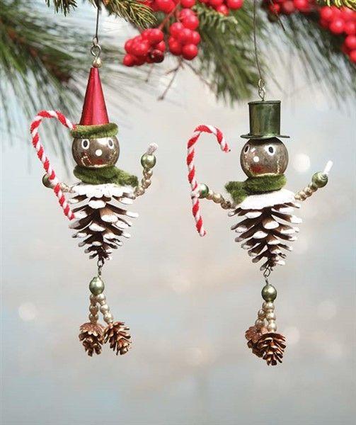 Bethany Lowe Flea Market Angel Christmas Tree Topper