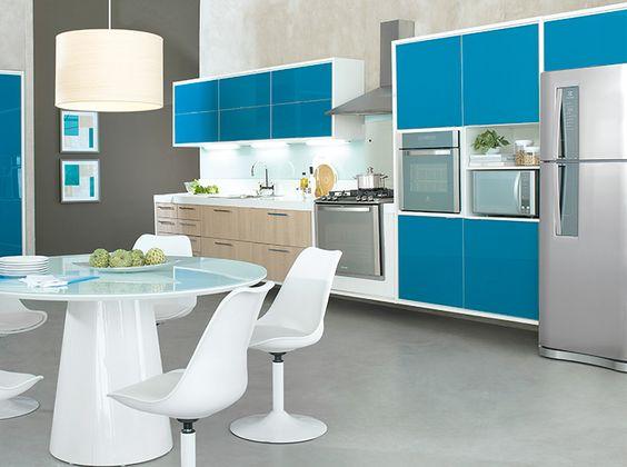 cozinha contemporânea 0