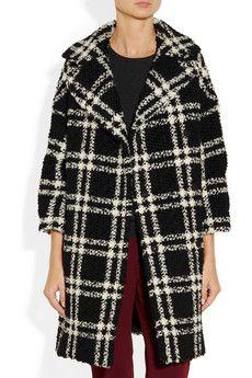Giambattista Vallitweed coat