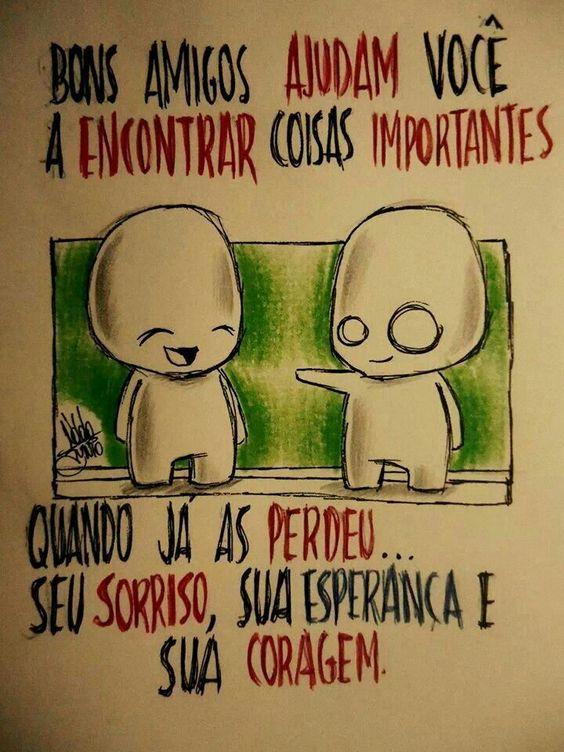Amigos. .