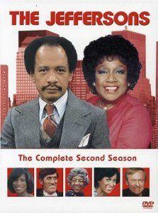 The Jeffersons season 2 DVD