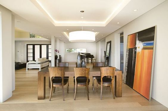 Glamorous Lighting Ideas That Turn Tray Ceilings Into Architectural  Masterpieces | Tray Ceilings, Ceilings And Trays Part 98
