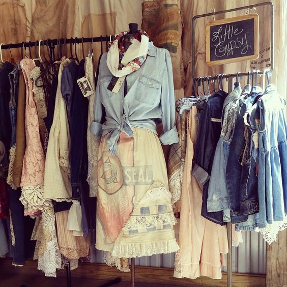 Revival clothing store