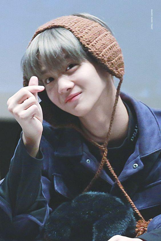Wanna-One - Bae Jinyoung