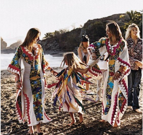 kaftan family... so hipppy and free! i love!!!! would wear this every day if i could!