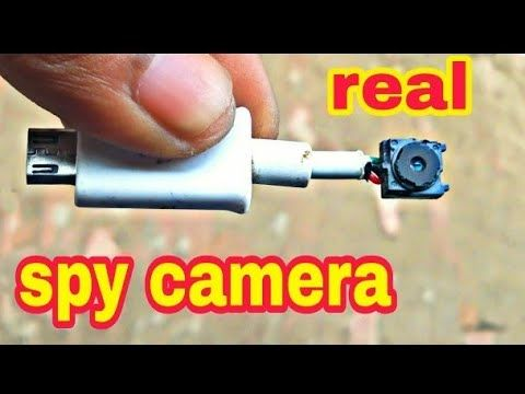 Diy Home Made Spy Camera From Old Mobile Phone Camera Youtube Spy Camera Spy Gadgets Diy Mini Spy Camera