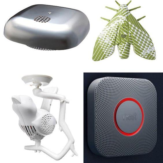 Stylish smoke alarms today on the blog : http://bit.ly/1IapS4b #smokealarm #jalo #nest @nest - Designed to save lives #safety #design #interiordesign http://en.clemaroundthecorner.com/2015/05/04/stylish-smoke-alarms/