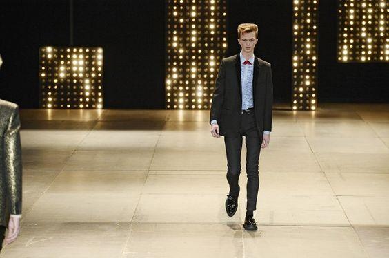 Saint Laurent Paris fecha semana de moda francesa