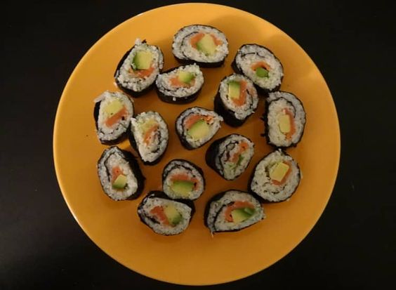 Ja, Sushi ist so eine Versuchung, die mich seit Low Carb etwas verfolgt... Ich finde Sushi extrem lecker und könnte es wirklich regelmässig verdrücken. Da liegt es also auf der Hand, dass ich für mich…
