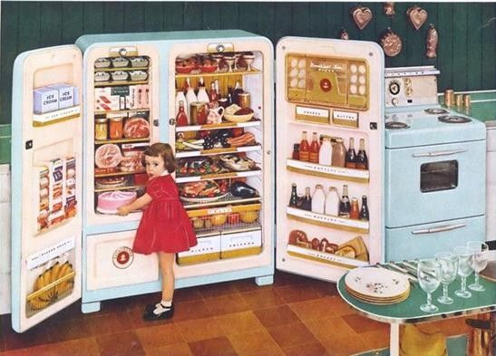 Lijstje: vijftien prachtige vintage ads