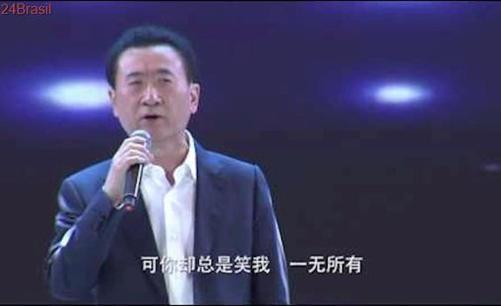 "China's Richest Man Sings Rock Classic ""Nothing to My Name"""