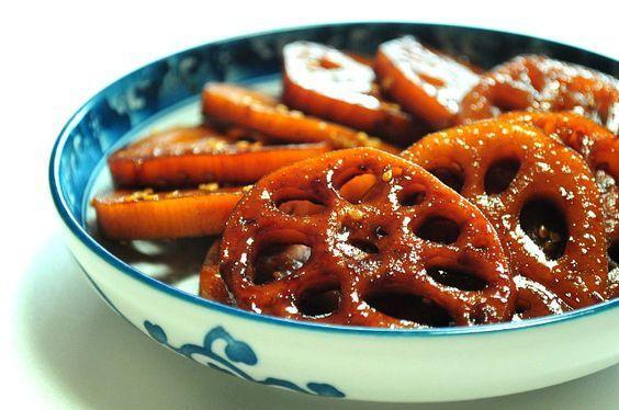 연근조림 뿌리의 힘 아삭한 밥반찬 연근조림 만들기 음식 요리법 식품 아이디어 요리