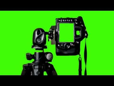 Camera Stand Green Screen Video Youtube Greenscreen Green Background Video Camera Stand
