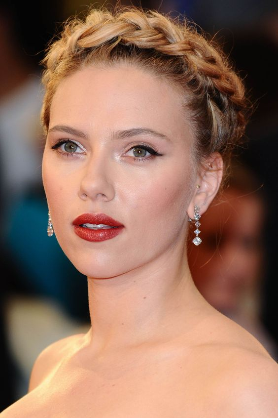 Scarlett Johansson at the 2012 London premiere of 'The Avengers.' (Photo: Steve Vas/Featureflash)