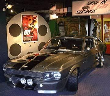 """If you're a Mustang fanatic, chances are the first thing that comes to mind when you think of the 2000 action hit """"Gone in Sixty Seconds"""", starring Nicolas Cage is Eleanor, sweet Eleanor."""
