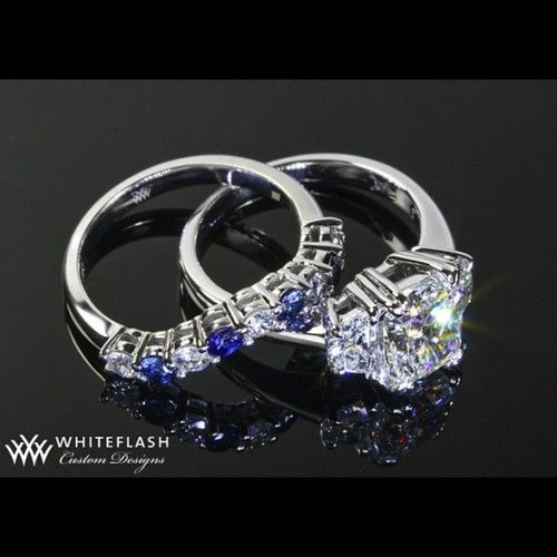 Royal something blue diamond delight