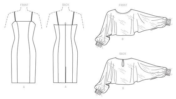 V1532 | Vogue Patterns